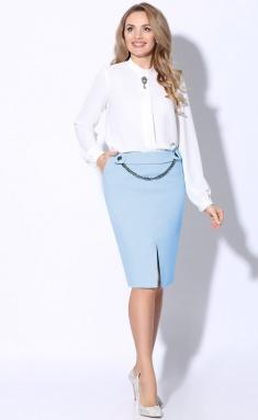Skirt LeNata 11101 sv.gol