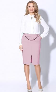 Skirt LeNata 11101 pep.roz
