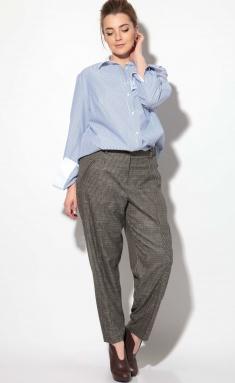 Trousers SOVA 11114 korichn