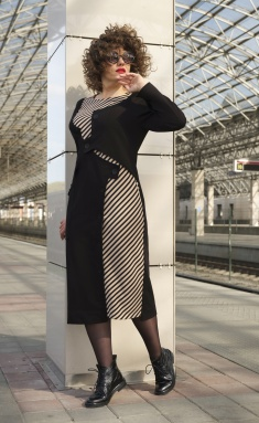 Dress Erika Style Collection 1114