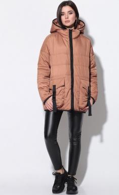 Jacket LeNata 11179 kakao