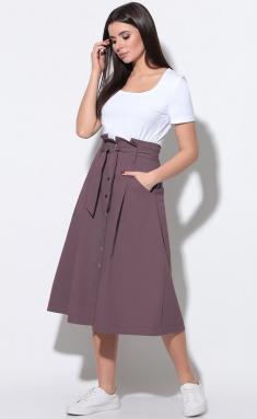 Skirt LeNata 11180 sliva