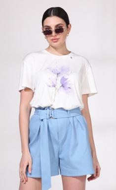 T-Shirt Viola Style 1119