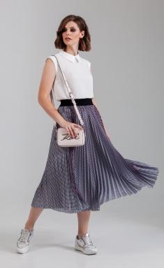 Skirt Anna Majewska M-1159 Laval
