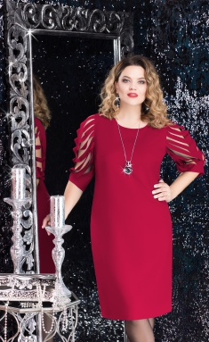 Dress LeNata 11721 bord