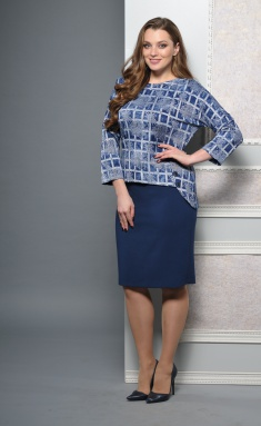 Suit Lady Style Classic 1181 gol