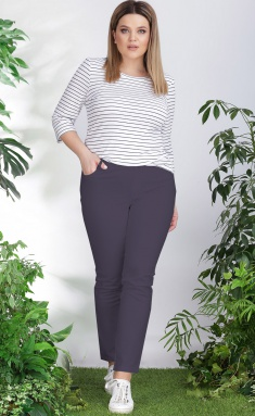 Trousers LeNata 11860 sin
