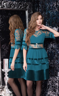 Dress LeNata 11980 t.bir