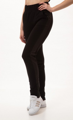 Trousers FORMAT 12038 chernyj
