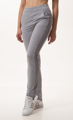 Trousers FORMAT 12038 melanzh