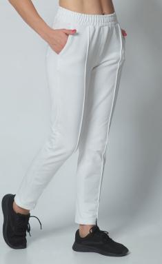 Trousers FORMAT 12055 belyj