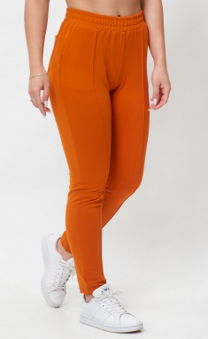 Trousers FORMAT 12055 gorchica