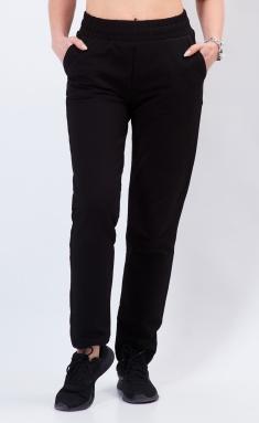 Trousers FORMAT 12078 chernyj
