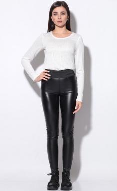 Trousers, overalls, shorts LeNata 12090 chern
