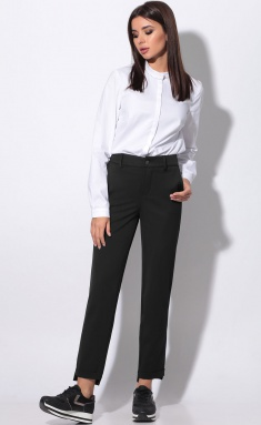 Trousers LeNata 12098 chern