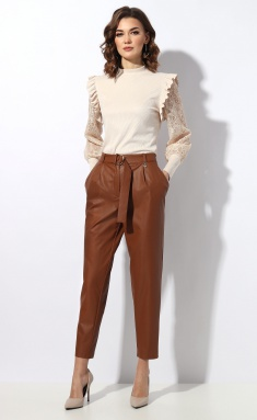 Trousers Mia Moda 1224
