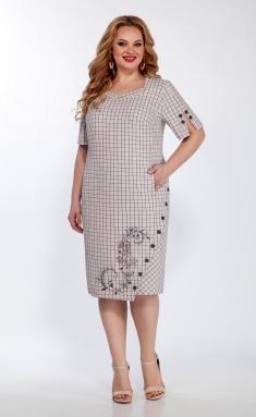 Dress LaKona 1228 pesok