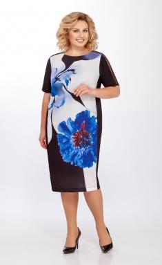 Dress Sale 1229 chern/vas