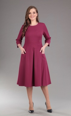 Dress Lady Style Classic Outlet 1235 bord