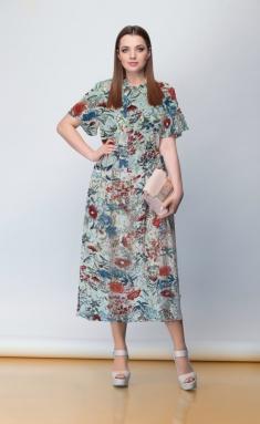 Dress Anna Majewska M-1237B