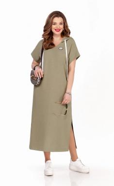 Dress TEZA 1244-1