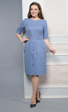 Dress Lady Style Classic Outlet 1245