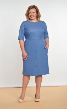Dress Lady Style Classic Outlet 1245 gol