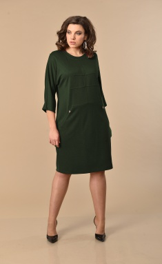 Dress Lady Style Classic 1255 zel