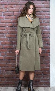 Coat ALANI 1257 xaki