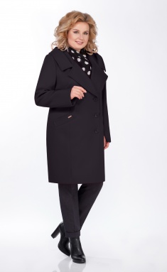 Coat LaKona 1260 chern