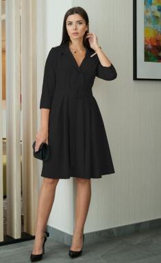 Dress Ladis Line 1264 chern
