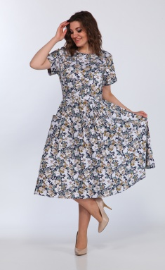 Dress Lady Style Classic 1270/21