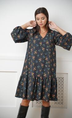 Dress Ladis Line 1285