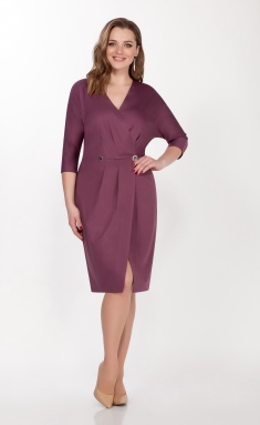 Dress LaKona 1286 purnyj