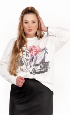 Sweatshirt Pretty 1288