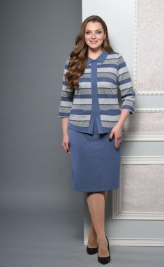 Suit Lady Style Classic 1292 gol