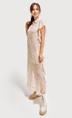 Dress FOXY FOX 1293.1 bezh