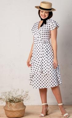 Dress Angelina Design Studio 0449 belyj