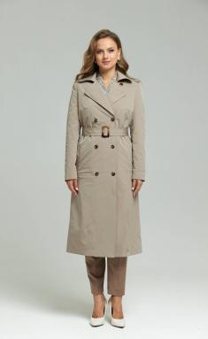 Raincoat SandyNA 130602 bezhevyj