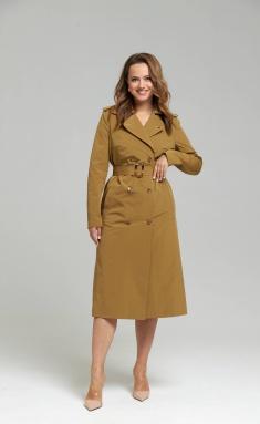 Raincoat SandyNA 130602 gorchichnyj