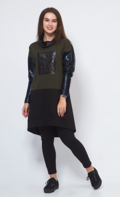 Activewear FORMAT 13096 chern/xaki