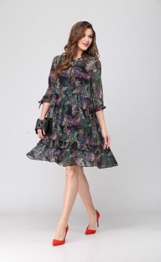 Dress Anna Majewska M-1332 Istanbul