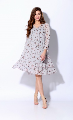 Dress Anna Majewska M-1332 Rio