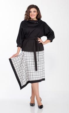 Skirt LaKona Yub32 chern/bel