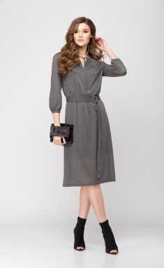 Dress Anna Majewska M-1335AMS
