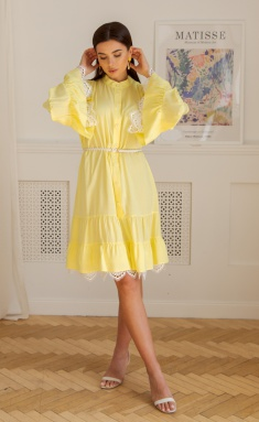 Dress Ladis Line 1346