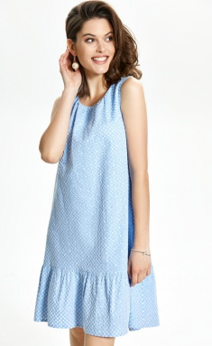 Dress TEZA 1365-2