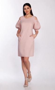 Dress LaKona 1368 pudr