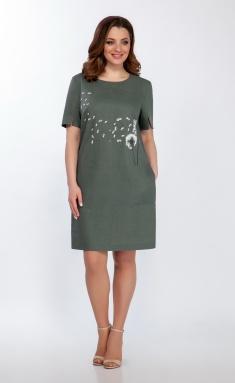 Dress LaKona 1372-1 xaki
