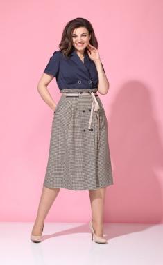 Skirt Anna Majewska M-1373